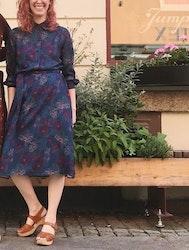 Jumperfabriken Vivian dress turquoise