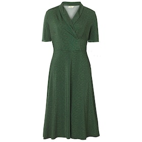 Jumperfabriken Dagny dress green