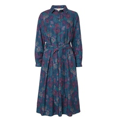 Jumperfabriken Vivian dress turquoise