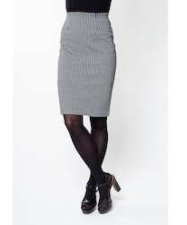Jumperfabriken Vibeke skirt black