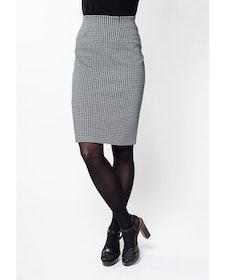 Jumperfabriken Vibeke skirt black
