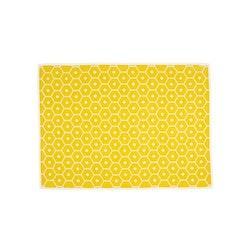 Pappelina pläd Honey lemon · vanilla