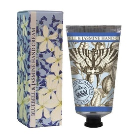 KEW Gardens Bluebell & Jasmine Hand Cream 75 ml