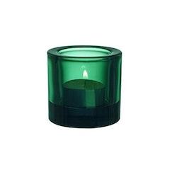 Iittala Kivi ljuslykta smaragd