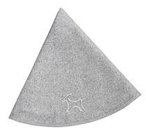 Rotor Design julgransmatta ljusgrå