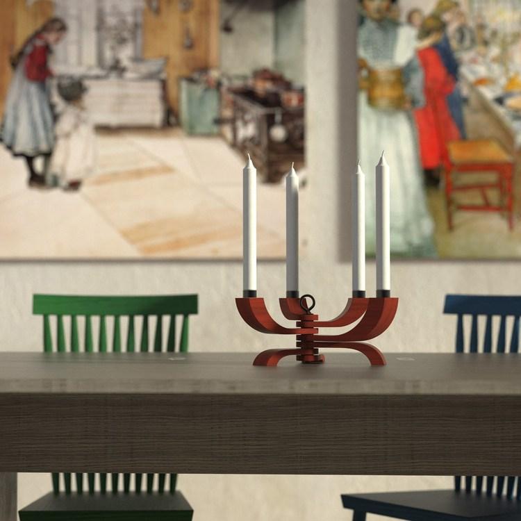 Design House Stockholm Nordic Light limited edition röd