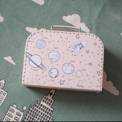 Pellianni Space Bag pink