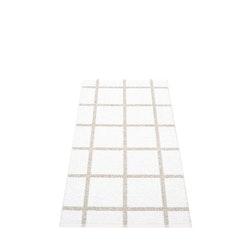 Pappelina matta Ada White · Stone metallic