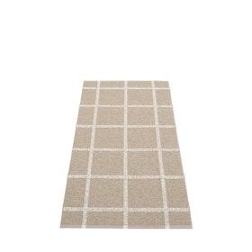 Pappelina matta Ada Dark Linen · Stone metallic