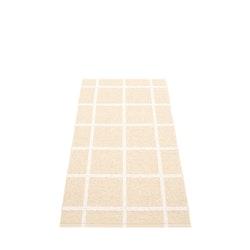 Pappelina matta Ada Cream · White metallic