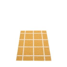 Pappelina matta Ada Ochre · Beige metallic 70x100 cm