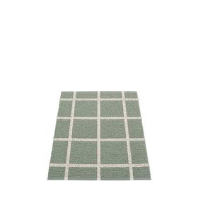 Pappelina matta Ada Army · Stone metallic 70x100 cm