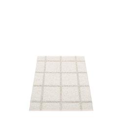 Pappelina matta Ada Fossil Grey · Stone metallic 70x100 cm