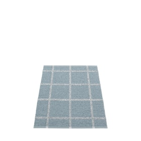 Pappelina matta Ada Storm · Grey metallic 70x100 cm