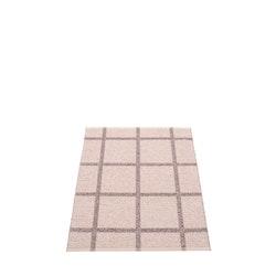 Pappelina matta Ada Pale Rose · Lilac metallic 70x100 cm