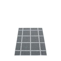 Pappelina matta Ada Granit · Grey metallic 70x100 cm