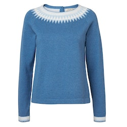 Jumperfabriken Christina jumper blue