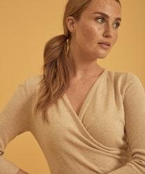 Jumperfabriken Nadja dress beige