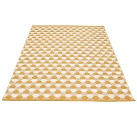 Pappelina matta Dana Ochre · Beige · Vanilla 180x275 cm