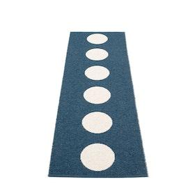 Pappelina matta Vera Ocean blue · Vanilla
