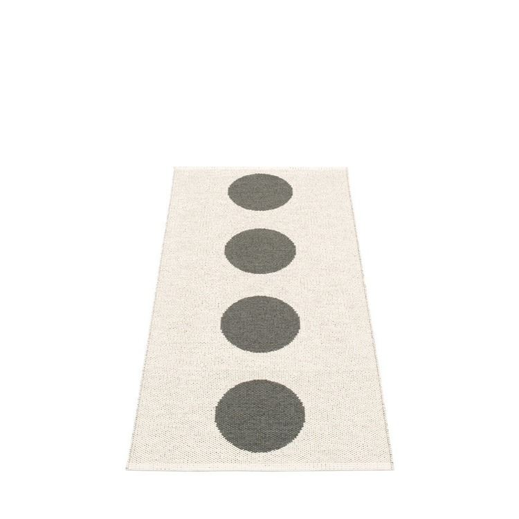 Pappelina matta Vera Charcoal · Vanilla