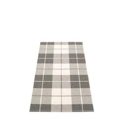 Pappelina matta Ed Charcoal · Warm grey · Vanilla
