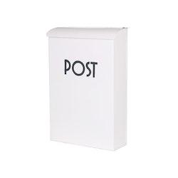 Strömshaga postlåda off-white