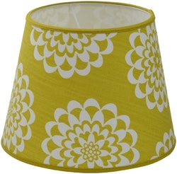Spira of Sweden Lycka lampskärm gul