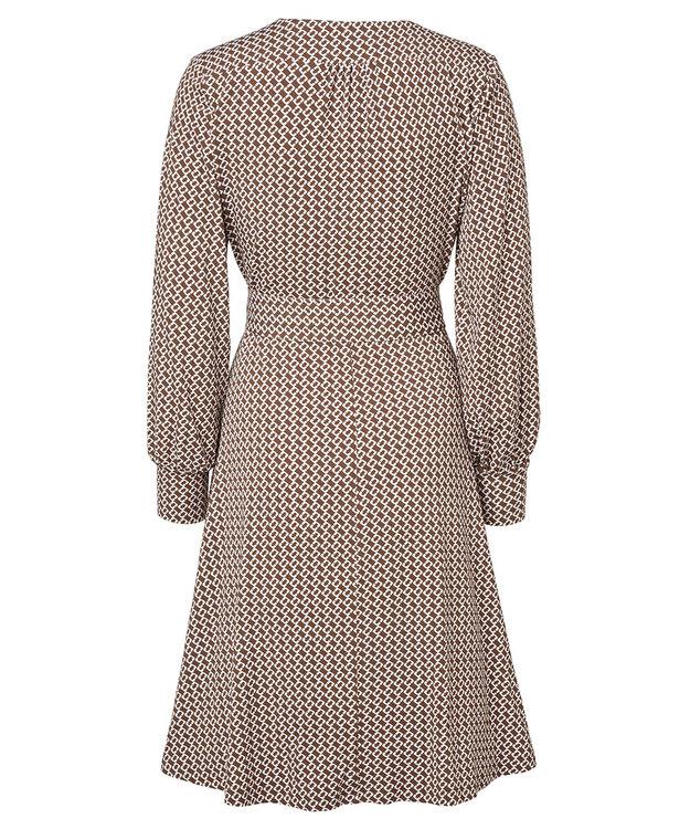 Jumperfabriken Tina dress brown