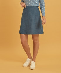 Jumperfabriken René skirt blue
