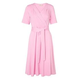 Jumperfabriken Fanny dress pink