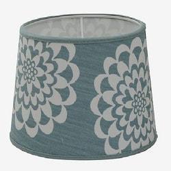 Spira of Sweden Lycka lampskärm blå