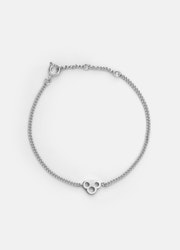 Skultuna Key Chain Bracelet armband stål