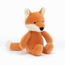 Jellycat skallra My Friend Fox