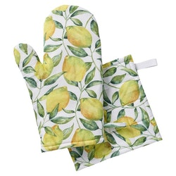 Klippan Yllefabrik Lemon tree grytlapp