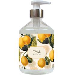 Sköna Ting flytande tvål Citron, 500 ml