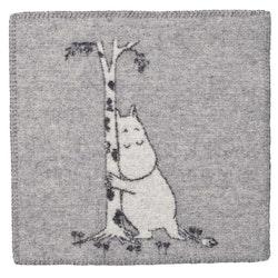 Klippan Yllefabrik sittunderlag Moomin Tree Hug