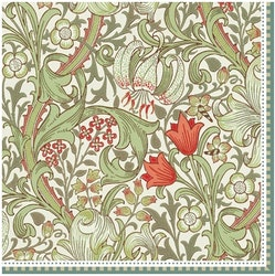 William Morris Golden Lily pappersservett