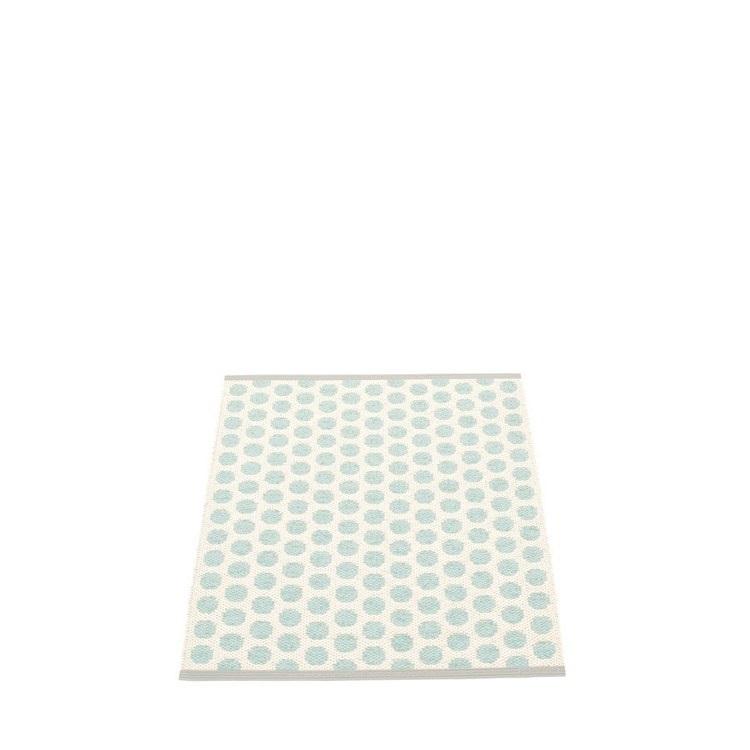 Pappelina matta Noa Pale Turquoise · Vanilla