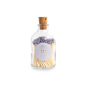 Eldstickan tändstickor rund lavendel