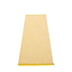 Pappelina matta Effi Mustard · Pale Rose · Vanilla
