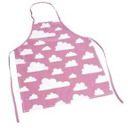 Färg&Form Moln förkläde rosa