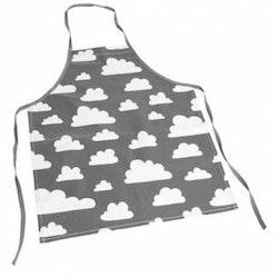 Färg&Form Moln förkläde grå