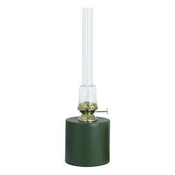 Strömshaga Fotogenlampa grön