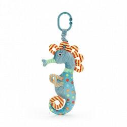 Jellycat Under havet Sjöhäst barnvagnshänge