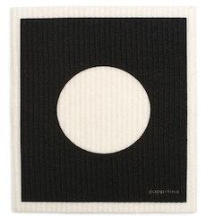 Pappelina disktrasa Vera black 2-pack