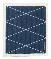 Pappelina disktrasa Max ocean blue 2-pack