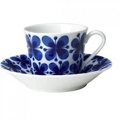 Rörstrand Mon Amie kopp och fat till kaffegods