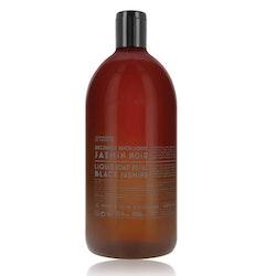 Savon de Marseille V.O. Black Jasmine, 1 liter refill