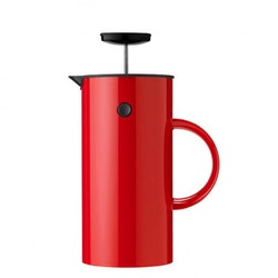 Stelton Kaffepress röd